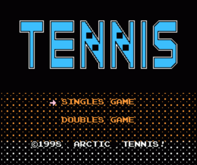 Arctic Tennis (Tennis Hack)