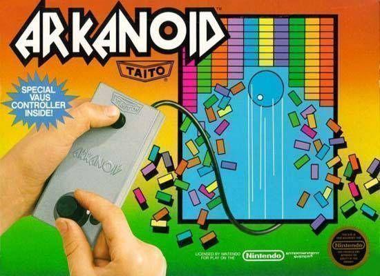 Arkanoid [h1]
