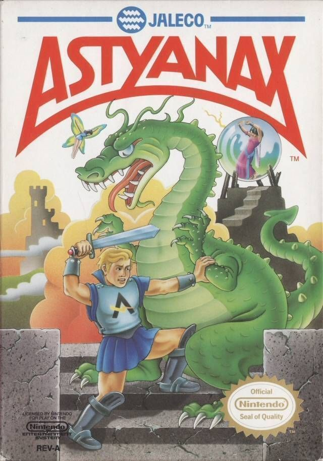Astyanax [T-Span]