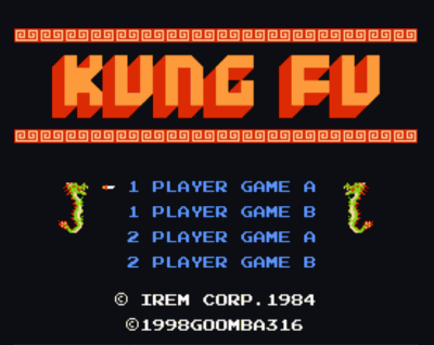 Austin Kung Fu (Hack)