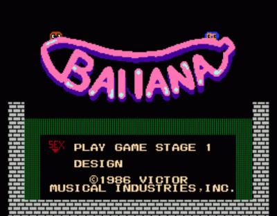 Ballnana (Banana Hack)