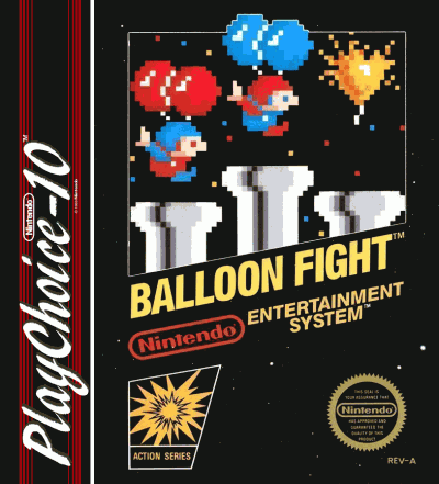 Balloon Fight (PC10)