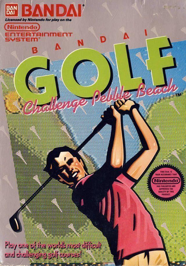Bandai Golf - Challenge Pebble Beach