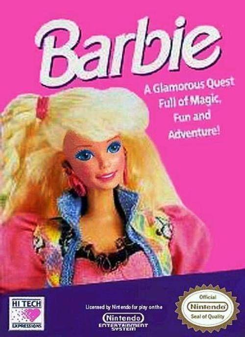 Barbie (Rev X)