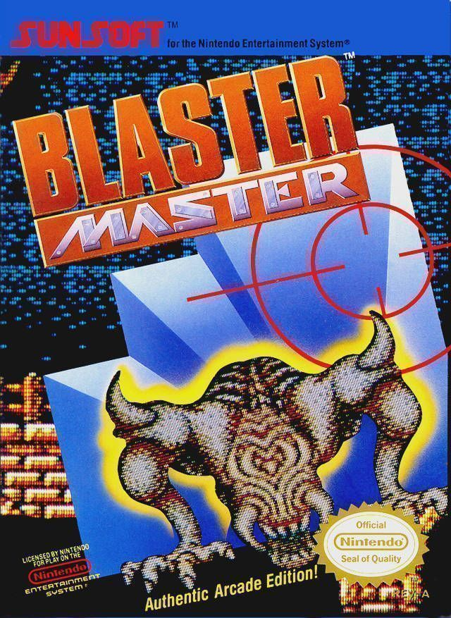Basterd Master (Blaster Master Hack)
