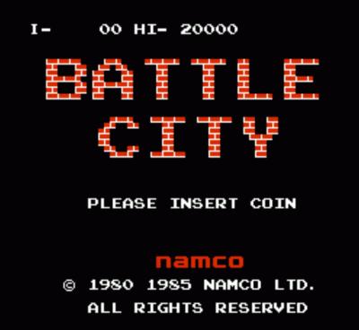 Battle City (Bootleg) (VS)