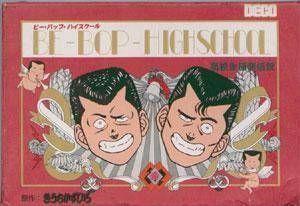 Be-Bop-Highschool - Koukousei Gokuraku Densetsu [hFFE]