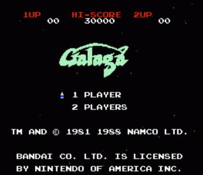 Beer-aga (Galaga Hack)