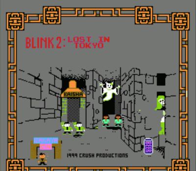 Blink 2 - Lost In Tokyo (Gauntlet Hack)