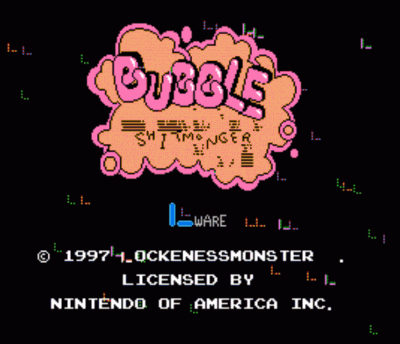 Bubble Bobble Shitmongers (Hack) [a1]