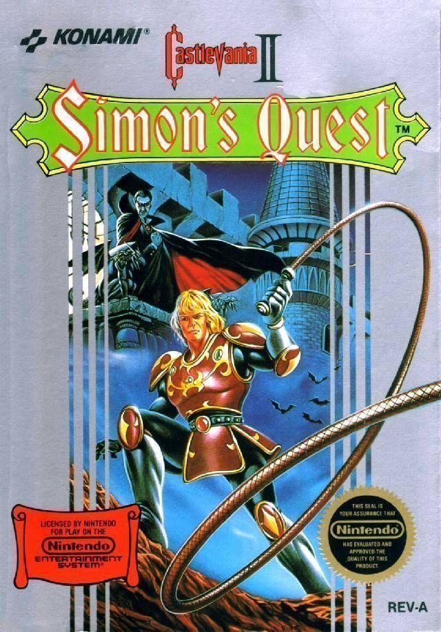Castlevania 2 - Simon's Quest [h1]