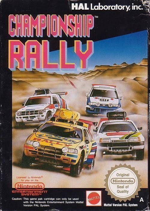 Championship Rally (A)