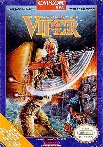 Code Name Viper