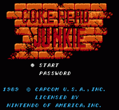 Coke Head Junkie (Code Name Viper Hack)