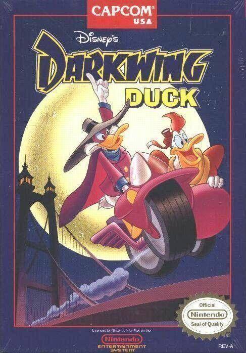 Darkwing Duck [T-Port]