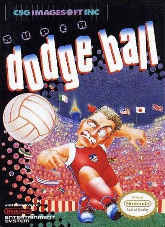Death Dodge Ball (Super Dodge Ball Hack)