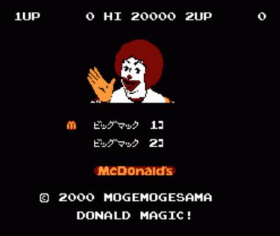 Donald Magic