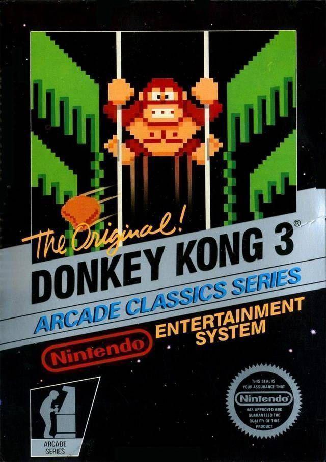 Donkey Kong 3 (JUE)