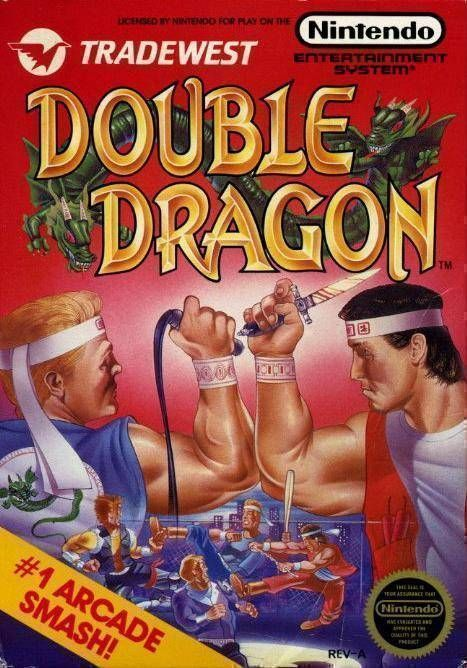 Double Dragon (Nude Hack)