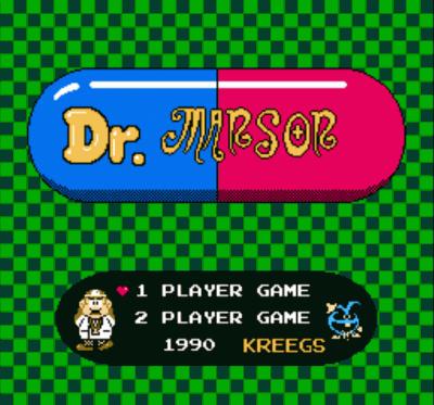 Dr Manson (Dr Mario Hack)