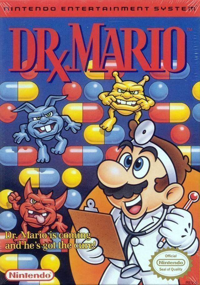 Dr Mario Crystal Clear (Dr Mario Hack)