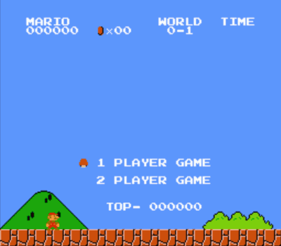 Dragon Mario Bros (SMB1 Hack)