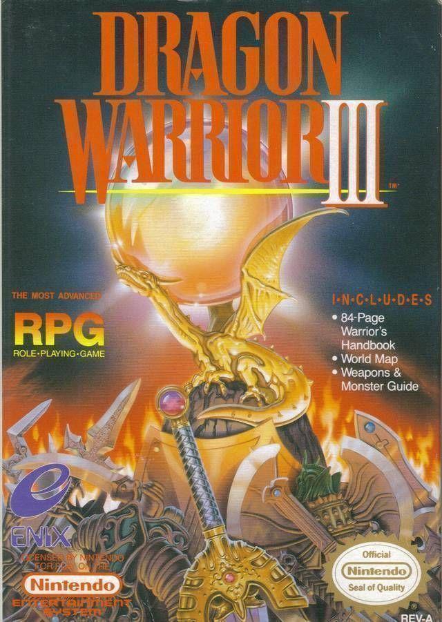 Dragon Warrior 3 Special Ed. V0.5 [h1]