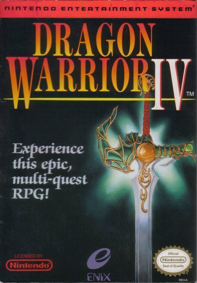 Dragon Warrior 4