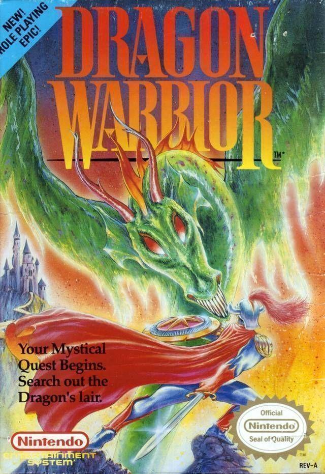 Dragon Warrior [T-Port1.1]