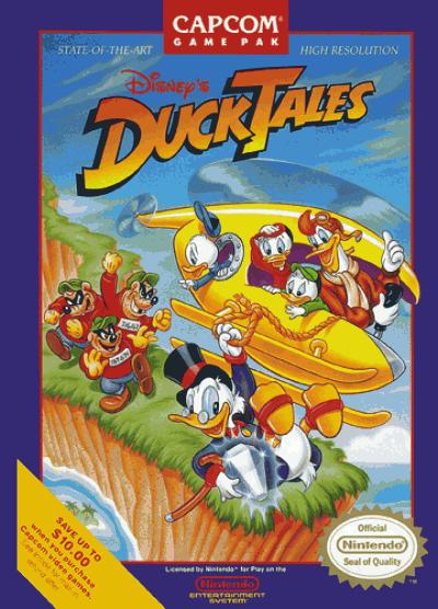 Duck Tales [T-Port]