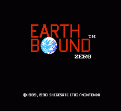 Earth Bound Zero (Neo Demiforce Hack)