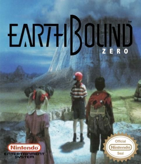 Earth Bound Zero (Neo Demiforce V1.01 Hack-2)