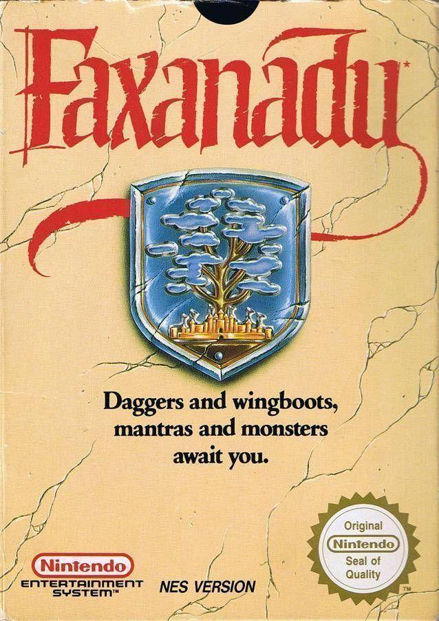 Faxanadu [T-Germanx.x]
