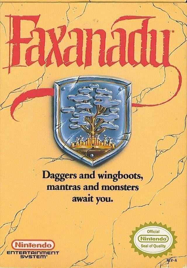 Faxanadu [T-Port]