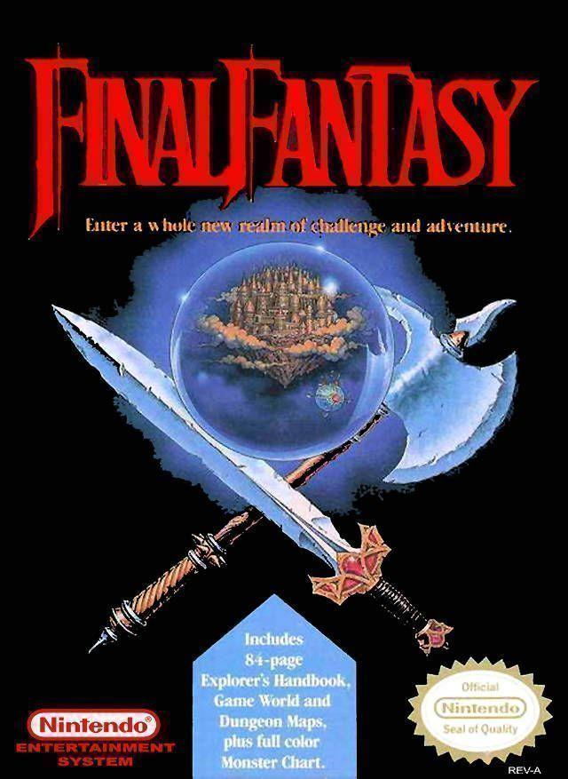 Final Fantasy [T-Span2.0]