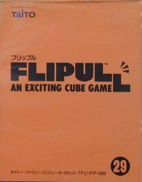 Flipull - An Exciting Cube Game [p2]