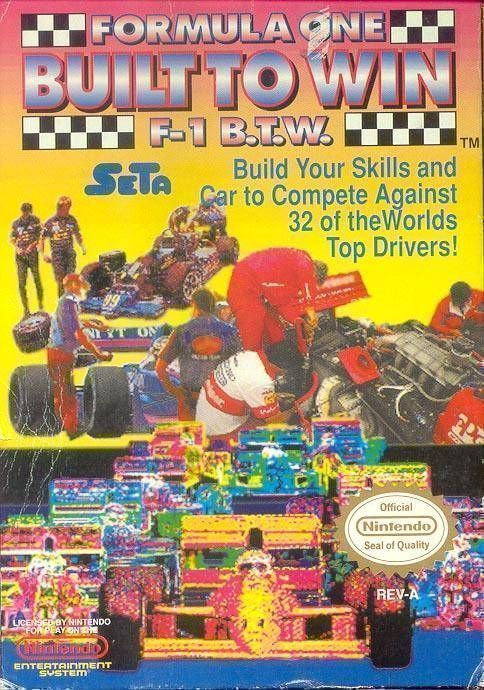 Formula One Built To Win