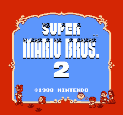 Fucked Up Bros 2 (SMB2 Hack)