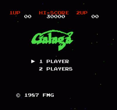 Galaga [h1]