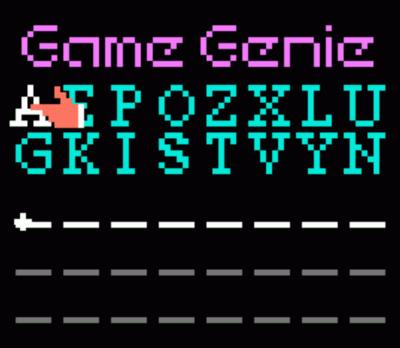Game Genie Decoder (PD)