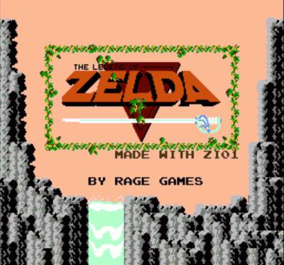 Ganon's Revenge V1.1 (Zelda Hack)