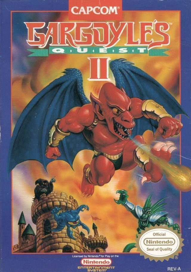 Gargoyle's Quest 2 - The Demon Darkness