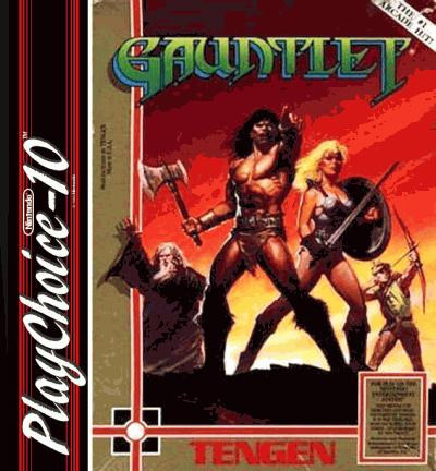 Gauntlet (PC10)