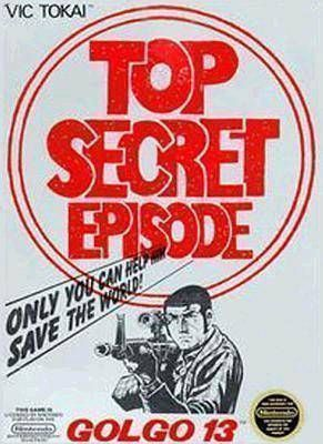 Golgo 13 - Top Secret Episode