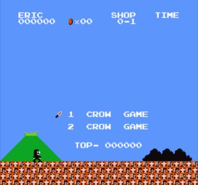 Gothic Mario Bros (SMB1 Hack)