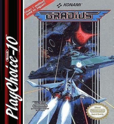 Gradius (PC10)