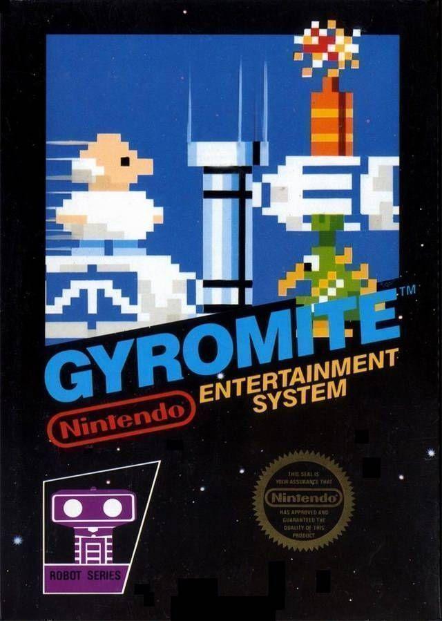 Gyromite (JUE)