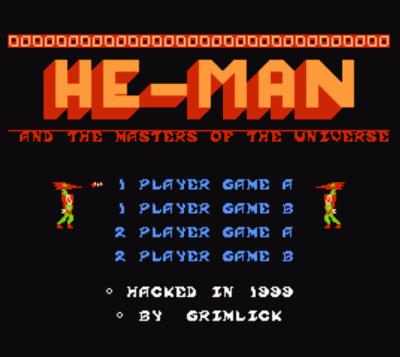He-Man (Kung Fu Hack)
