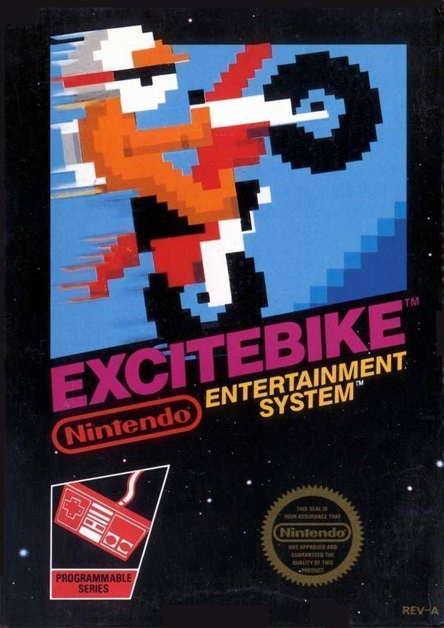 Headless Excitebike (Hack)