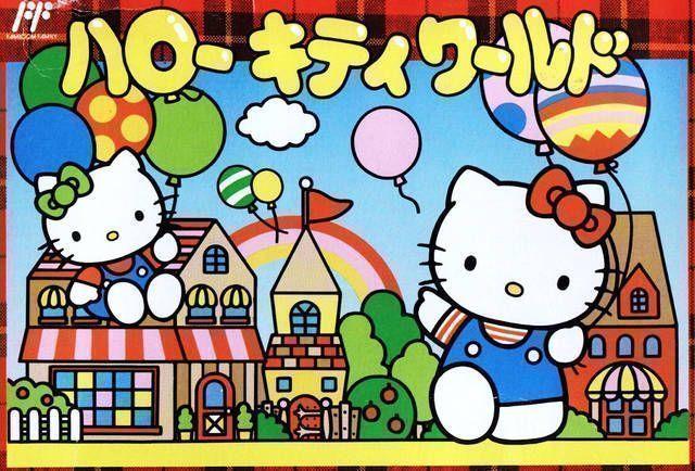 Hello Kitty World [T-Eng1.0]